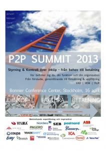 P2P Summit 2013